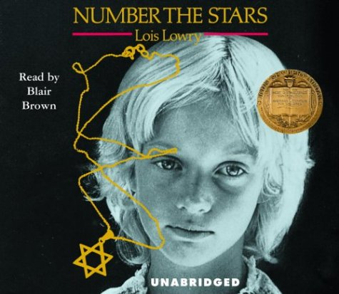 Number the Stars Unabridged 9781400085552 Front Cover