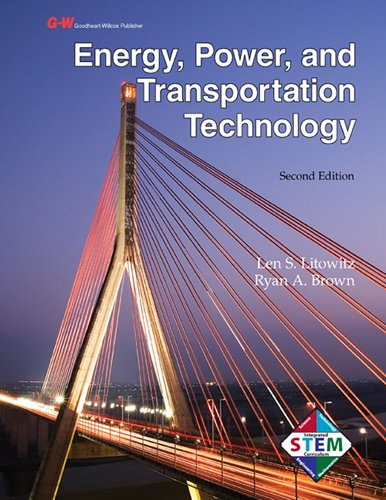 Energy, Power, and Transportation Technology  2nd 2011 edition cover
