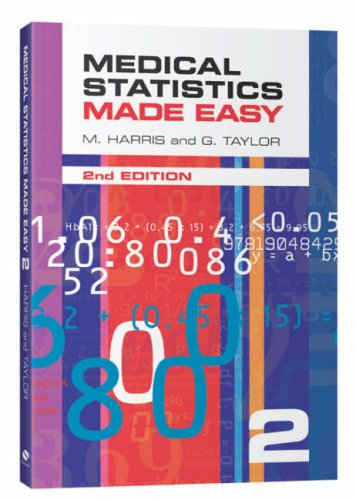 Medical Statistics Made Easy  2nd 2008 (Revised) edition cover