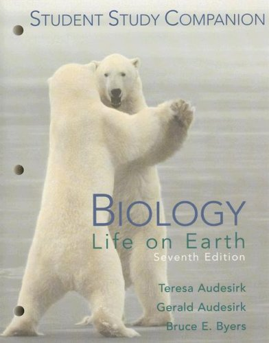 Biology Life on Earth 7th 2005 edition cover
