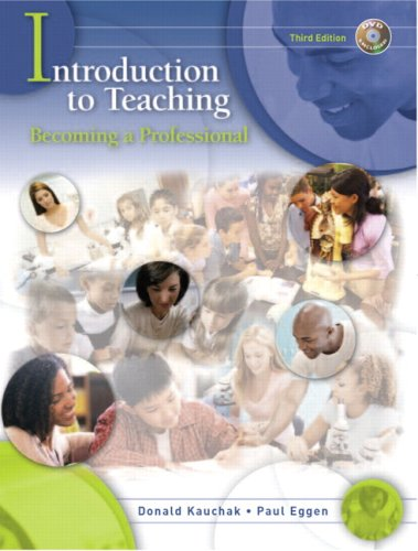 Introduction to Teaching Becoming a Professional 3rd 2008 edition cover