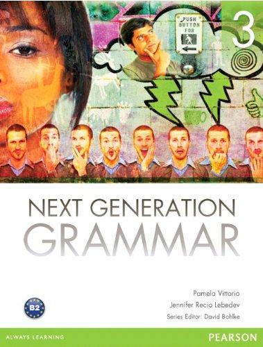 Next Generation Grammar   2013 edition cover