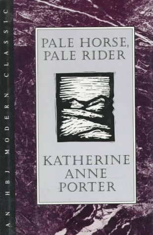 Pale Horse, Pale Rider   1990 edition cover