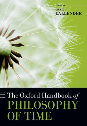 Oxford Handbook of Philosophy of Time   2013 edition cover