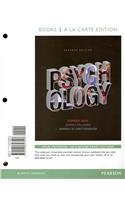 Psychology, Books a la Carte Edition  7th 2013 edition cover