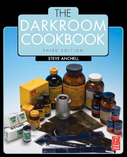 Darkroom Cookbook  3rd 2009 (Revised) edition cover