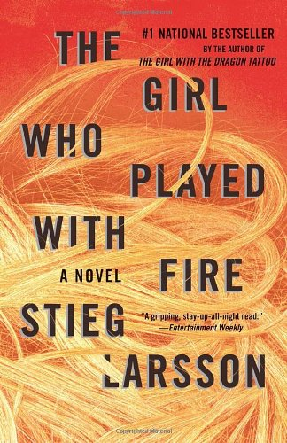 Girl Who Played with Fire  N/A edition cover
