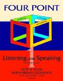 Four Point Listening and Speaking Intermediate English for Academic Purposes  2010 edition cover