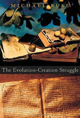 Evolution-Creation Struggle   2005 edition cover