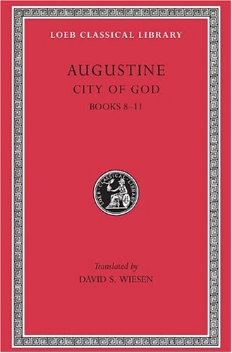 Augustine - City of God   1968 (Abridged) edition cover