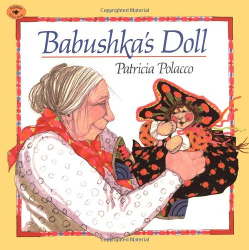 Babushka's Doll   1990 edition cover