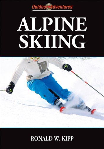 Alpine Skiing   2011 9780736083553 Front Cover