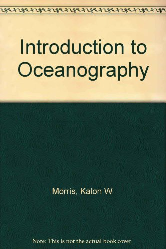 Introduction to Oceanography 2nd 9780757518553 Front Cover
