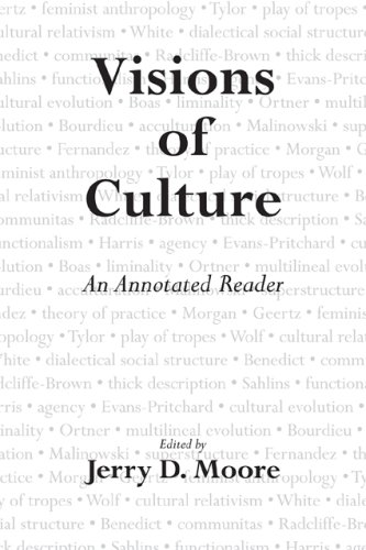 Visions of Culture An Annotated Reader  2009 edition cover
