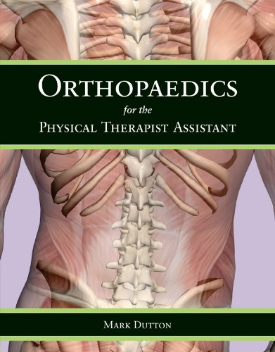 Orthopaedics for the Physical Therapist Assistant   2012 edition cover