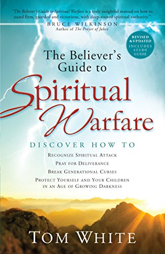 Believer's Guide to Spiritual Warfare  Revised  edition cover