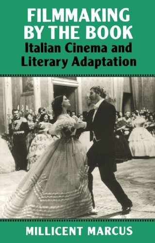 Filmmaking by the Book Italian Cinema and Literary Adaptation  1992 edition cover
