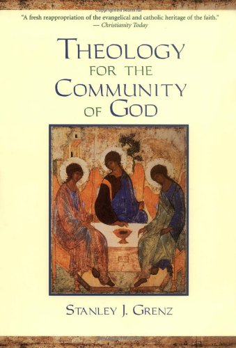 Theology for the Community of God   2000 edition cover