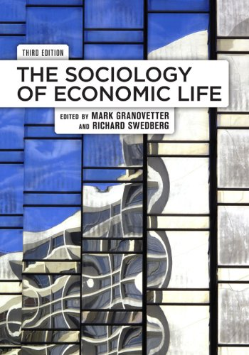 Sociology of Economic Life  3rd 2011 edition cover