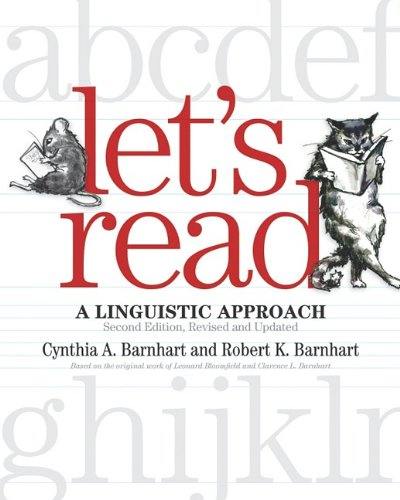 Let's Read A Linguistic Approach 2nd 2010 edition cover