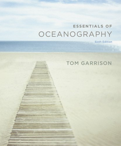 Essentials of Oceanography  6th 2012 edition cover