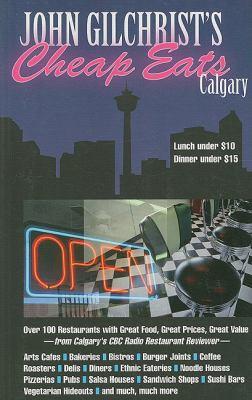 Cheap Eats Calgary   2002 9780889952553 Front Cover