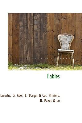 Fables N/A 9781113540553 Front Cover