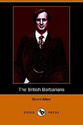 British Barbarians  N/A 9781406507553 Front Cover