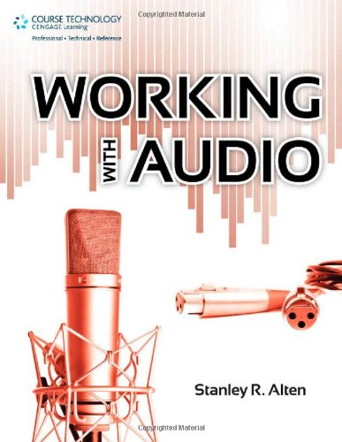 Working with Audio   2012 edition cover