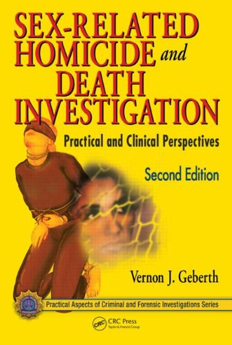 Sex-Related Homicide and Death Investigation  2nd 2010 (Revised) edition cover