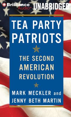 Tea Party Patriots:  2012 edition cover