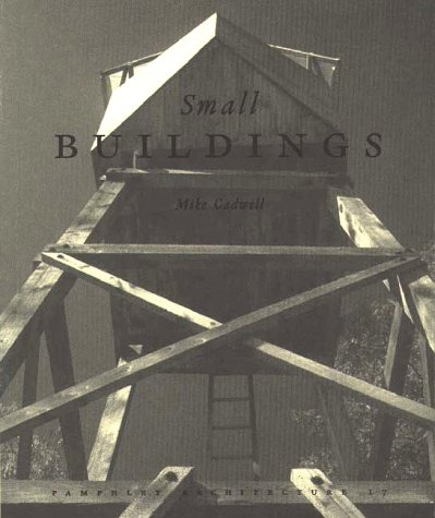 Small Buildings   1996 edition cover