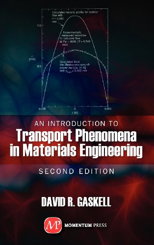 Introduction to Transport Phenomena in Materials Engineering  2nd edition cover