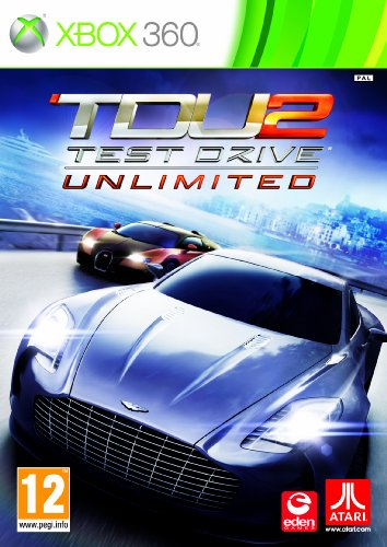 Test Drive Unlimited 2 (Xbox 360) by Namco Bandai Xbox 360 artwork