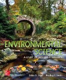 Environmental Science:   2015 edition cover