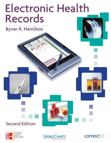 Electronic Health Records  2nd 2011 edition cover