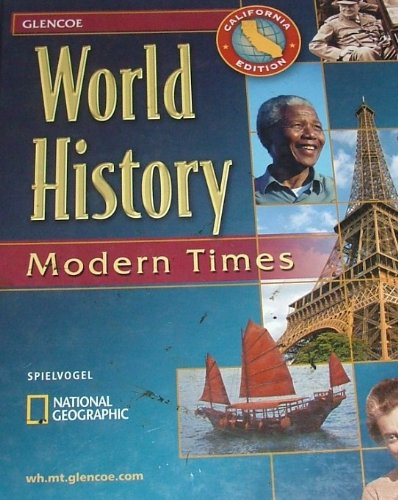 modern world history textbook