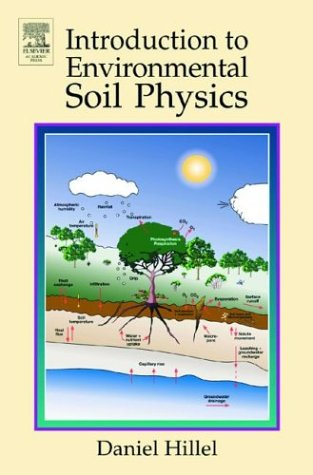 Introduction to Environmental Soil Physics   2003 edition cover