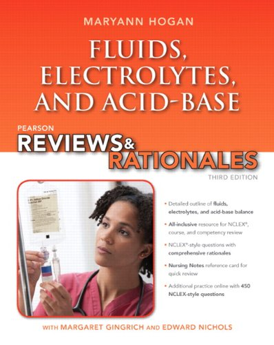 Fluids, Electrolytes, and Acid-Base  3rd 2013 (Revised) edition cover