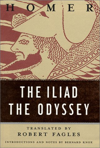 Iliad and Odyssey   1999 edition cover