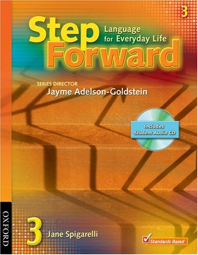 Step Forward, Level 3  Student Manual, Study Guide, etc. edition cover