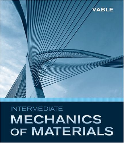 Intermediate Mechanics of Materials   2007 edition cover