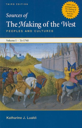 Sources of Making of the West  3rd 2010 edition cover