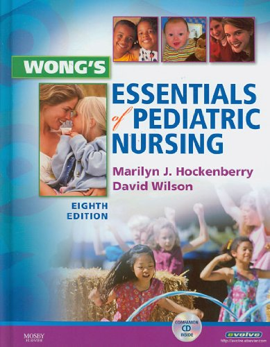 Wong's Essentials of Pediatric Nursing - Text and Virtual Clinical Excursions 3. 0 Package  8th edition cover