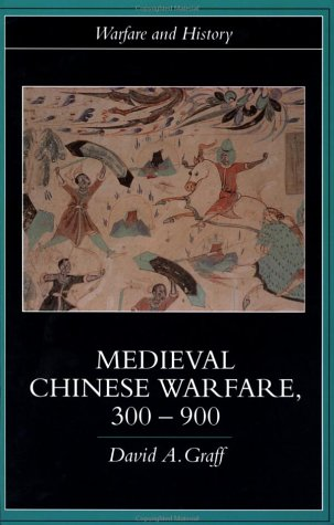 Medieval Chinese Warfare 300-900   2001 edition cover