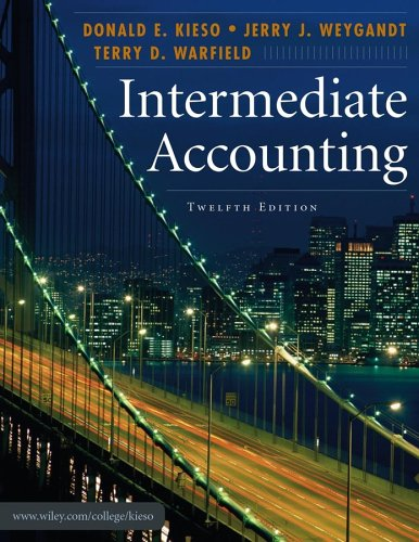 Rockford Practice Set to accompany Intermediate Accounting  12th 2007 (Revised) edition cover