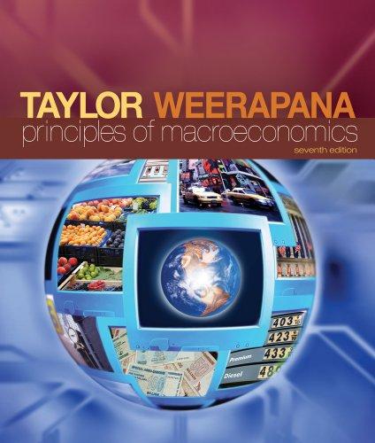 Principles of Macroeconomics  7th 2011 edition cover
