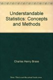 Understandable Statistics Concepts and Methods 7th 2003 9780618205554 Front Cover