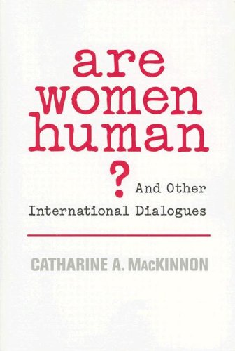 Are Women Human? And Other International Dialogues  2006 edition cover
