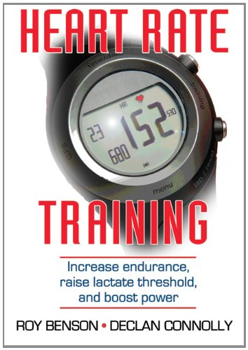Heart Rate Training   2011 edition cover